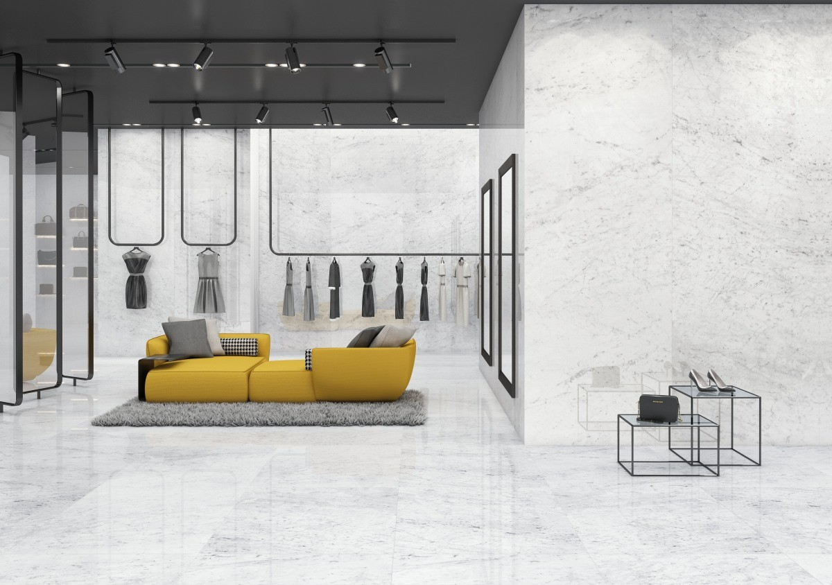 Carrara - Coverlam Tiles