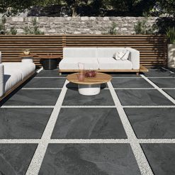 Annapurna Outdoor Porcelain Tiles 80cm x 80cm x 20mm